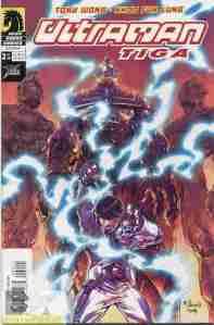 Ultraman Tiga #2