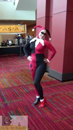 And the obligatory Harley Quinn picture.