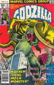 Godzilla #13 (Marvel)
