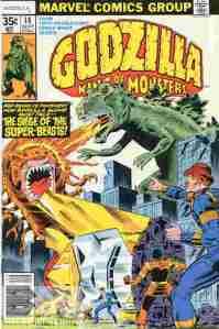 Godzilla #14 (Marvel)