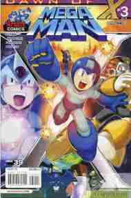 Morning Article Link: Mega Man's Comic History