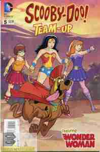 Scooby-Doo Team-Up #5
