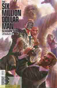 Six Million Dollar Man S6 #4