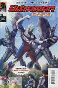 Ultraman Tiga #6