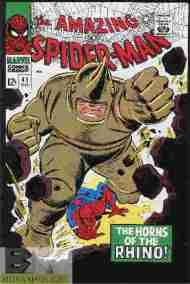 """Yesterday's"" Comic> Amazing Spider-Man#41"