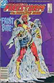 """Yesterday's"" Comic> Fury Of Firestorm#20"