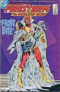 Fury Of Firestorm #20