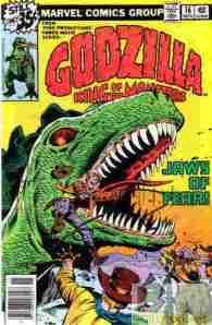 Godzilla #16 (Marvel)