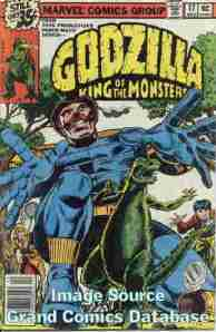 Godzilla #17 (Marvel)