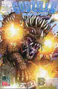 Godzilla Rulers Of Earth #14