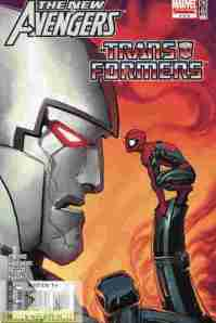 New Avengers Transformers #4