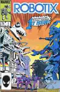 Robotix (comic)