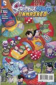 Scribblenauts Unmasked #8