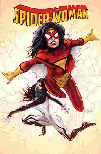 Spider-Woman regular