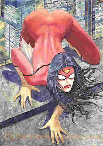 Spider-Woman variant