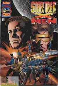 Star Trek - X-Men