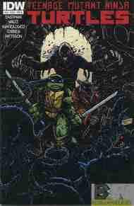Today's Comic> Teenage Mutant Ninja Turtles#36