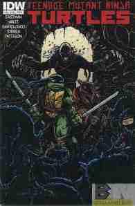 Teenage Mutant Ninja Turtles #36