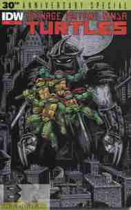 Today's Comic> TMNT 30th Anniversary Special