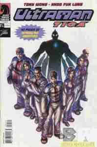 Ultraman Tiga #7