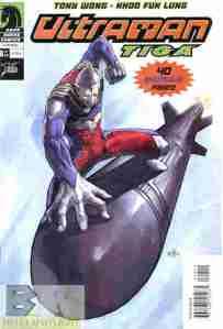 Ultraman Tiga #8