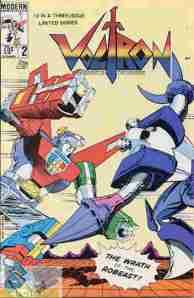 Voltron (Modern) #2