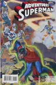 Today's Comic> Adventures Of Superman#17