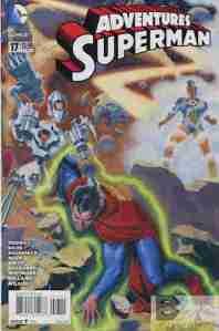 Adv Of Superman #17