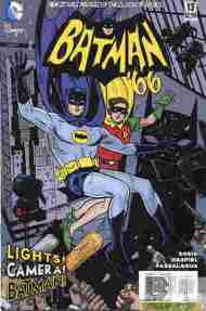 Today's Comic> Batman '66#13