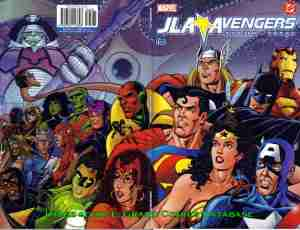 JLA-Avengers #1
