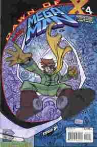 Today's Comic> Mega Man#40