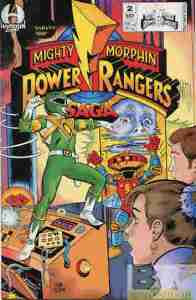 Mighty Morphin' Power Rangers Saga #2