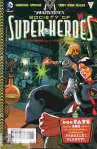 BW's Morning Article Link: Why Make Superhero Comics If You Aren'tDC/Marvel