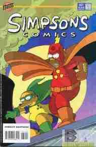 """""""Yesterday's"""" Comic> Simpsons Comics#31"""