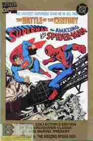 """Yesterday's"" Comic> Superman VS The Amazing Spider-Man"