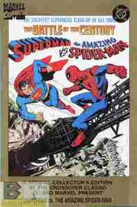 Superman Vs Amazing Spider-Man collector's ed
