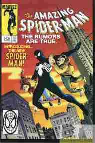 """Yesterday's"" Comic> Amazing Spider-Man#252"