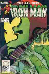 """Yesterday's"" Comic> Iron Man#179"