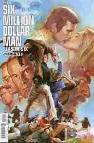 Today's Comic> Six Million Dollar Man S6 #6