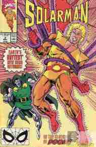 """Yesterday's"" Comic> Solarman #2"