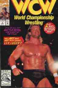 """Yesterday's"" Comic> WCW#1"