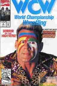 """Yesterday's"" Comic> WCW#3"
