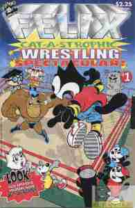 Felix The Cat wrestling special