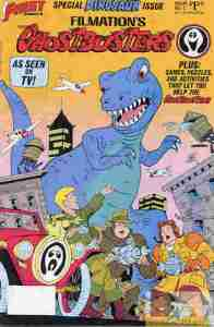 Filmation's Ghostbusters #2