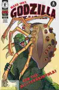 Godzilla #5 (DH)