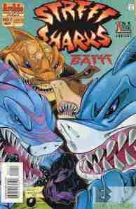 Street Sharks V2 #1