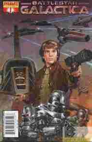 """Yesterday's"" Comic> Battlestar Galactica #1(Dynamite)"