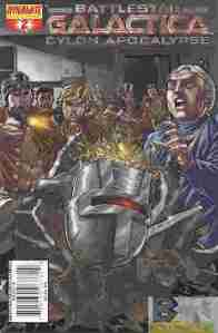 Battlestar Galactica Cylon Apocalypse #2