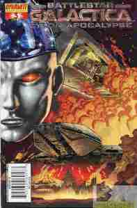 Battlestar Galactica Cylon Apocalypse #3