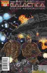 """Yesterday's"" Comic> Battlestar Galactica: Cylon Apocalypse#1"